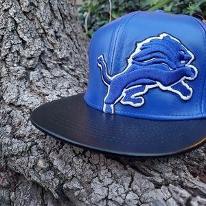 DETROIT LIONS SNAPBACK HAT